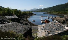 Ballachulish Boatsheds